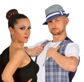 Diego y Cristina