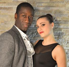 Mouaze y  Sonia