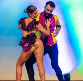 Dimitris y Yolena
