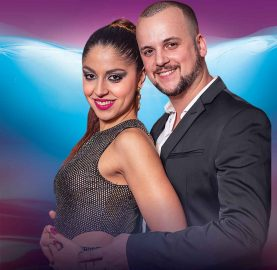 Giampaolo y Valeria Java Dance